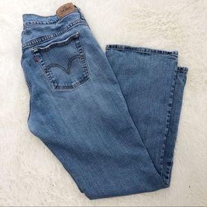 Levi's 515 boot cut jeans 14S